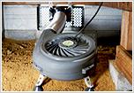 床下湿気管理システム